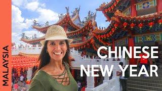 Lunar New Year / Chinese New Year in Kuala Lumpur, MALAYSIA | Vlog 5
