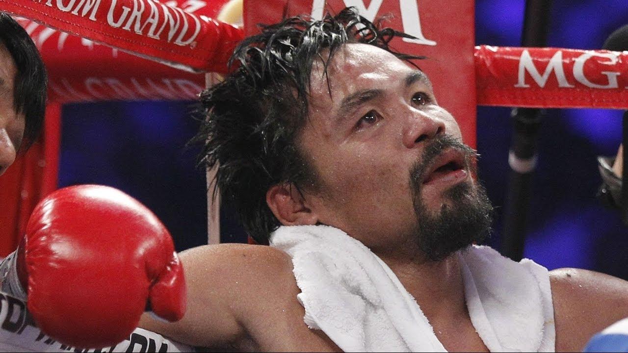 ボクシング界の英雄が負けた!!】...