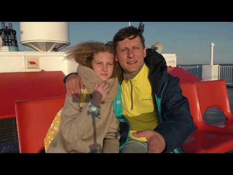 Путешествие на пароме Принцесса Анастасия  2019 Таллин - Рига - Стокгольм - Хельсинки Серия 1