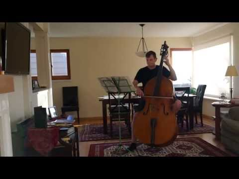 San Francisco Symphony Bass Audition 2016