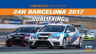 Hankook 24H BARCELONA 2017 - Qualifying