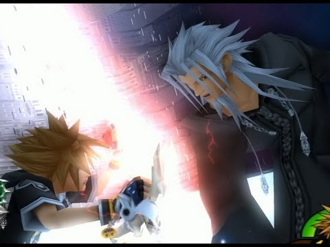 Kingdom Hearts 2 Final Mix Organization XIII Xemnas Data - 1/13 1080p Running On PCSX2 1.1.0