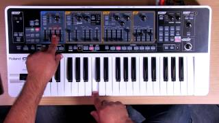 Synth Basics - Synth Bass - Gaia SH-01