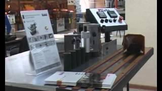 В Кузнецке прошла выставка оборудования для производства мебели(, 2014-08-07T15:46:02.000Z)