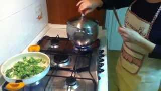 Pasta Piccante Con Broccoli E Acciughe
