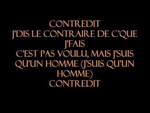 Maitre Gims contradiction