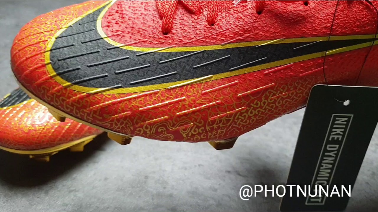 a4b9cf46fcc8 Nike Superfly 6 CR7 China limited - YouTube