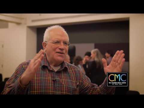 Masterclass: Fred Sherry - Chamber Music Center of New York 2017