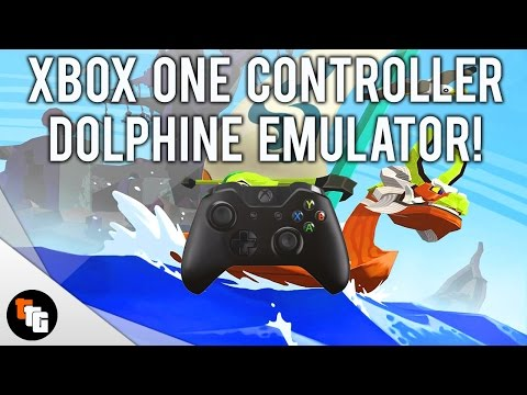 How to use Xbox One Controller on Dolphin Emulator!