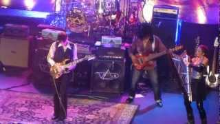 Steve Vai - Weeping China Doll - Seattle - 4/10/2012