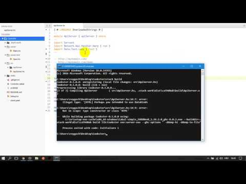 Software Development With Haskell - EP03 - Writing a Servant Web Server