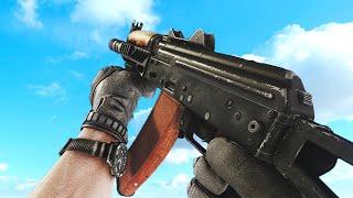 AKS-74U : Comparison In 30 Different Games