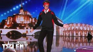 Jonathan Burns - France's Got Talent 2016 - Week 3