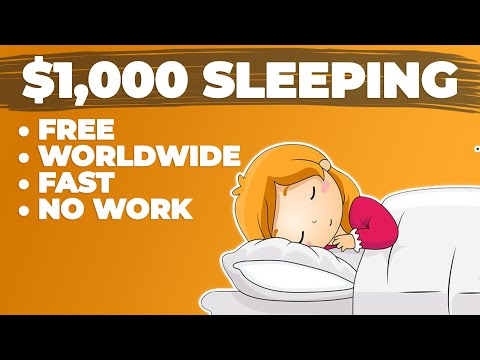 Earn $1,000+ In Passive Income DOING NOTHING! *WORLDWIDE* (Make Money Online)