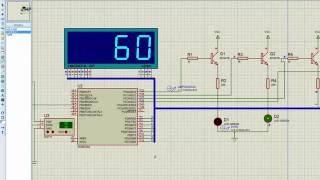 PROTEUS УРОК 23  Расчет транзисторного ключа