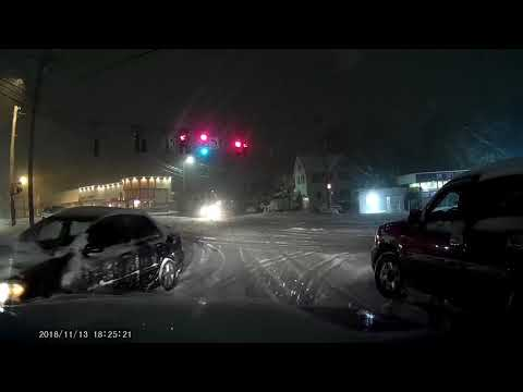 Middletown, NY Snowstorm & Drivers 11/15/18