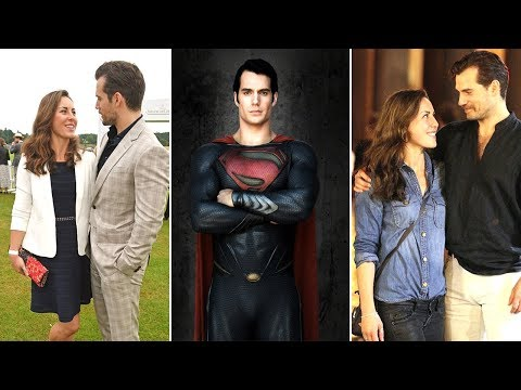 Superman star Henry Cavill