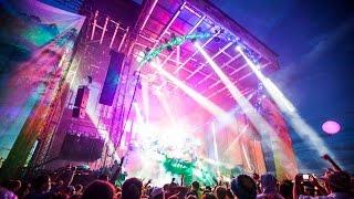 Paradiso Festival Day 1 VLOG w/ Jeff Seid ft. Above & Beyond, Steve Aoki, ZEDD, Flux Pavilion