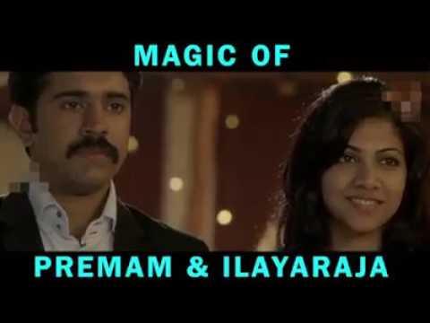 Emotional climax of Premam with Thalapathi BGM | Ilaiyaraaja