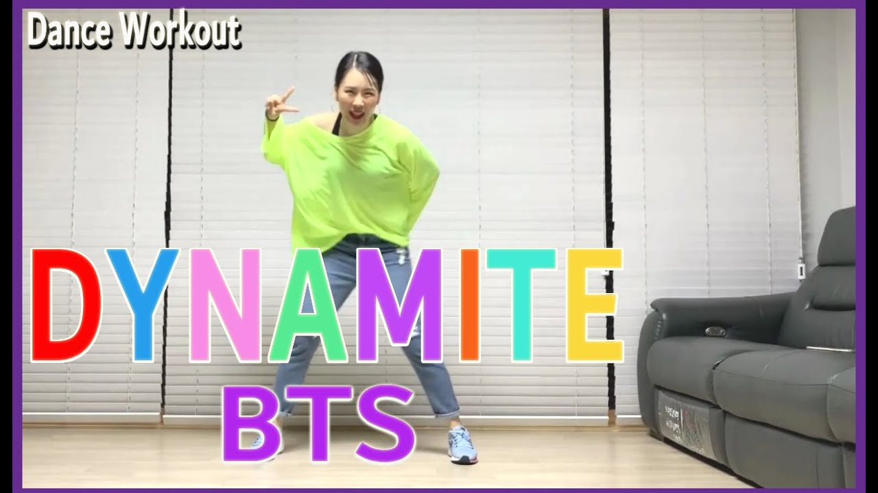 DYNAMITE - BTS(방탄소년단) | Dance Diet Workout | 댄스다이어트 | Choreo by BTS Cover & Sunny
