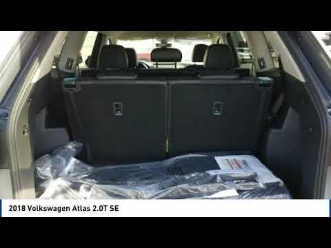 2018 Volkswagen Atlas 2018 Volkswagen Atlas 2.0T SE FOR SALE in Corona, CA V8865