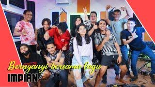 MARI BERNYANYI BERSAMA || IDM BAND - IMPIAN feat AISYA SORAYA