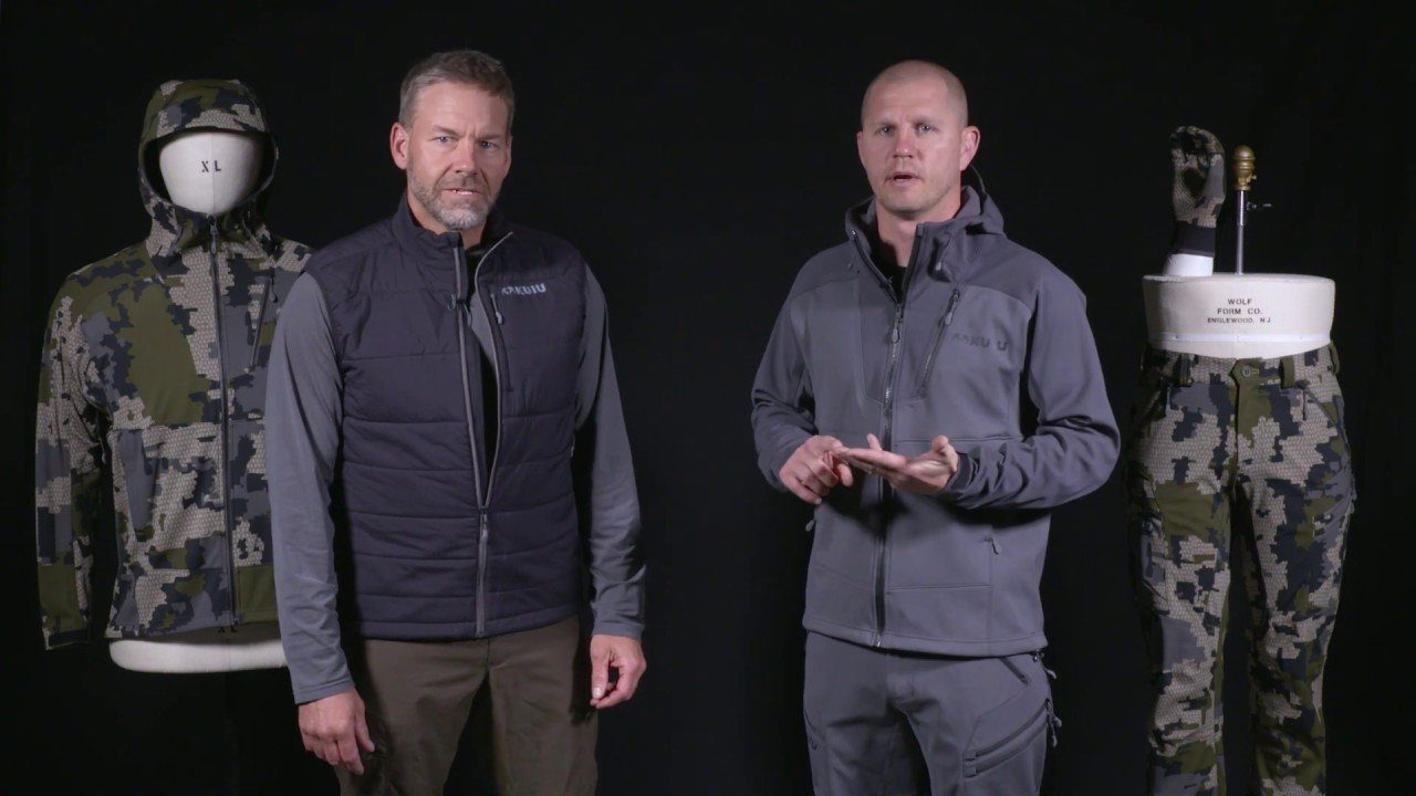 70e1526631b89 Repeat KUIU Axis Hybrid Collection Overview by KUIU Ultralight Hunting -  You2Repeat