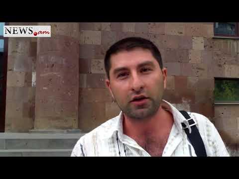 Yerevan municipality employee fines office instead of food store