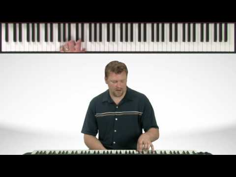 12 Bar Blues On Piano - Blues Piano Lessons