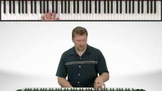 12 Bar Blues On Piano - Blues Piano Lessons
