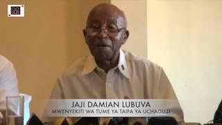 UCHAGUZI WA MARUDIO JIMBO LA KIJITOUPELE: Jaji Lubuva akerwa na hofu ya kufikirika