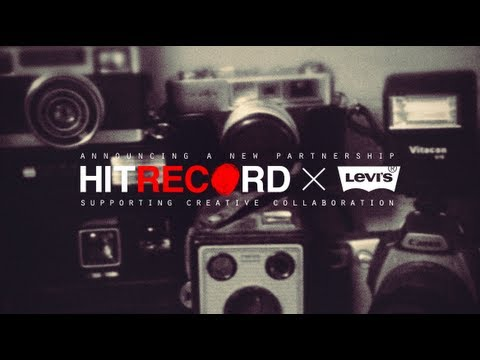 hitRECord x Levi's®: A New Partnership from YouTube · Duration:  3 minutes 22 seconds