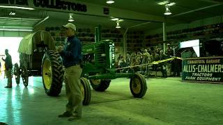 Aumann November 2013 Antique Tractor Auction - Segment 2 Tractors