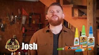 Gorilla Glue Super Glue Impact Tough