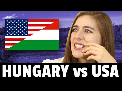 American REACTS to Hungarian Lifestyle  Hungary Is Amazing