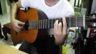 Bai ca tinh yeu [ Clasical Guitar]