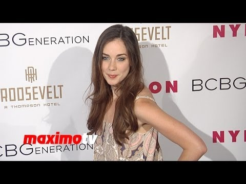Lyndon Smith NYLON & BCBGeneration Young Hollywood Party Red Carpet
