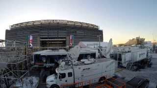 STS World Uplink Super Bowl 48