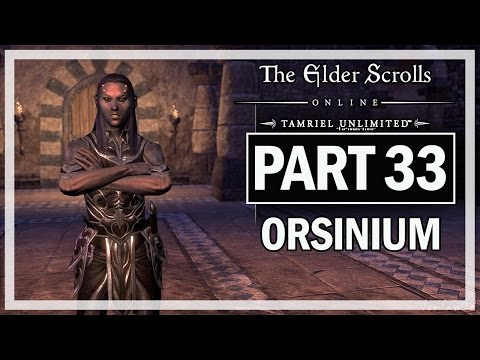 The Elder Scrolls Online Orsinium Walkthrough Part 33 Atypical Artistry - PC Gameplay