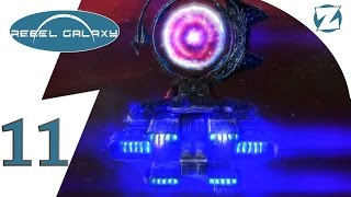 Rebel Galaxy Gameplay - Ep 11 - Jump Gate - Let