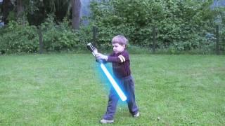 Jedi Nik - The Training Of A Jedi Knight
