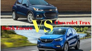 NEW!!!! 2018 Chevrolet Trax vs 2018 Buick Encore: Head to Head