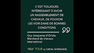 Guy Jonqueres D'oriola NEW TOUR 2021