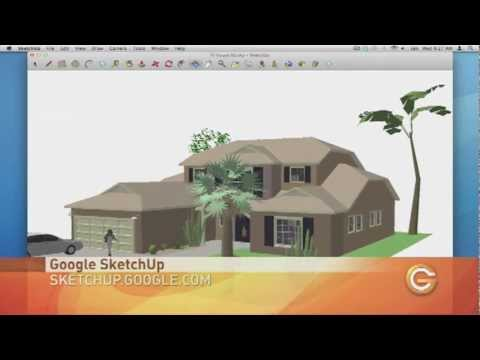 Build Models From Templates With Google Sketchup