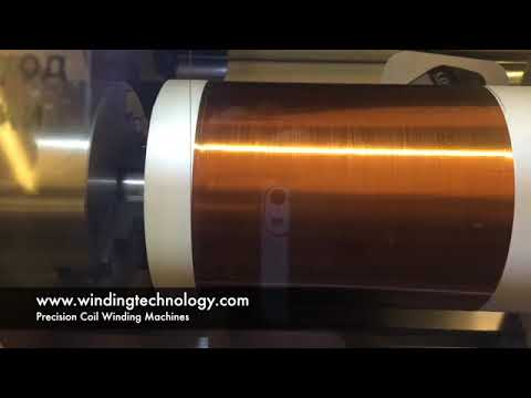 WT300 High Voltage Instrument Transformer Coil Winding
