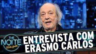 The Noite (13/07/15) - Entrevista com Erasmo Carlos