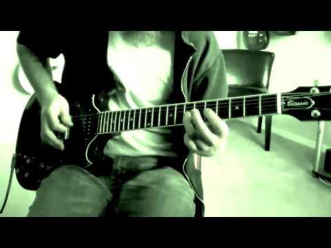 glassjaw - Cosmopolitan Bloodloss (guitar cover)