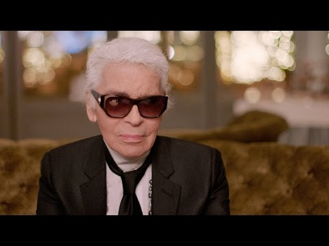 Karl Lagerfeld's Interview - Paris Cosmopolite 2016/17 Métiers d'Art show - CHANEL