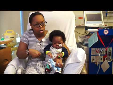 Heart to Heart: Two Families Journey Together to Transplant  Part 1