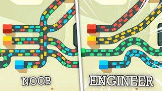 Using SEGREGATION to beat high scores in Mini Motorways!